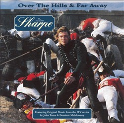Over the Hills and Far Away: The Music of Sharpe   Dodax.com
