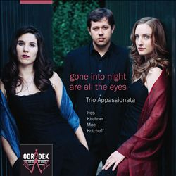 Gone into the Night: American Piano Trios | Dodax.ch