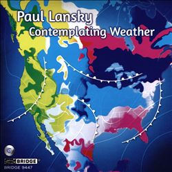 Paul Lansky: Contemplating Weather | Dodax.ch