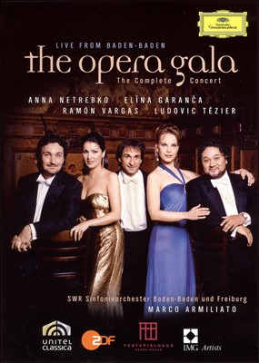 The Opera Gala: The Complete Concert [DVD Video] | Dodax.com