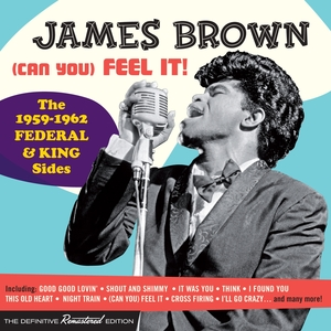 (Can You) Feel It: The 1959-1962 Federal & King Sides | Dodax.ch
