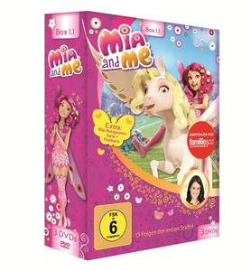 Mia And Me Box 2 Staffel 1 | Dodax.de