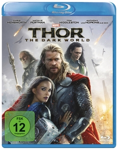 Thor - The Dark Kingdom, 1 Blu-ray | Dodax.com