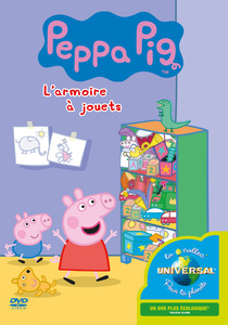 PEPPA PIG V6 - L'ARMOIRE ? JOUETS | Dodax.ch