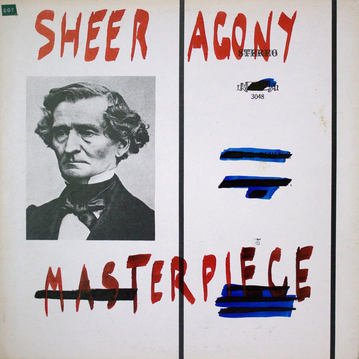 Masterpiece - Sheer Agony [Cd]