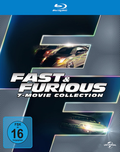 Fast & Furious - 7 Movie Collection | Dodax.ch