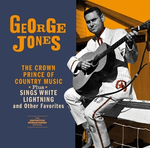 Crown Prince of Country Music/Sings White Lightning | Dodax.ch