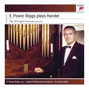 E. Power Biggs Plays Händel - The 16 Concertos/+ | Dodax.ch