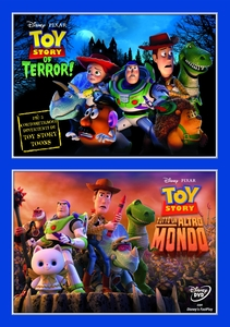 Toy Story of Terror! & Toy Story tutto un altro Mo | Dodax.ch