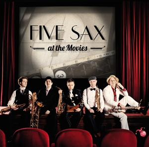 Five Sax at the Movies | Dodax.ch