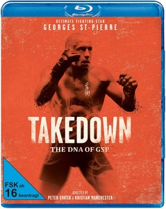 Takedown - The DNA of GSP | Dodax.ch