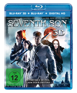 Seventh Son  3D | Dodax.ch