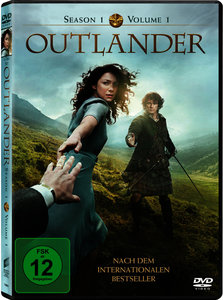 Outlander - Season 1 Vol.1 - 3 Discs | Dodax.ch