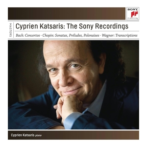 Cyprien Katsaris - The Sony Recordings | Dodax.ch
