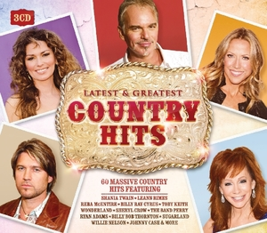 Latest & Greatest Country Hits | Dodax.ch