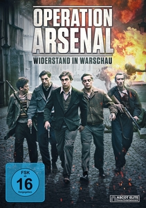 Operation Arsenal - Die Festung muss fallen, 1 DVD | Dodax.ch