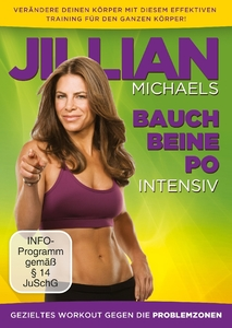 Jillian Michaels - Bauch, Beine, Po intensiv | Dodax.ch