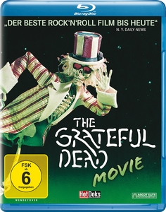 The Grateful Dead Movie, 2 Blu-rays (englische OmU) | Dodax.com