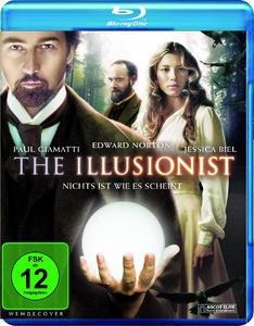 The Illusionist, 1 Blu-ray | Dodax.com