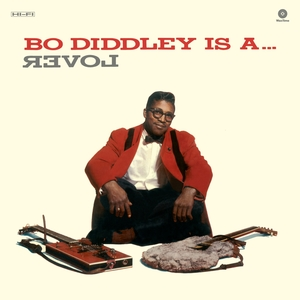 Bo Diddley Is a... Lover | Dodax.ch