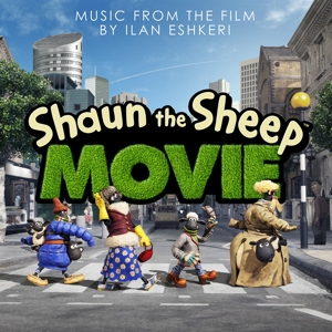 Shaun The Sheep Movie-Music From The Film | Dodax.ch