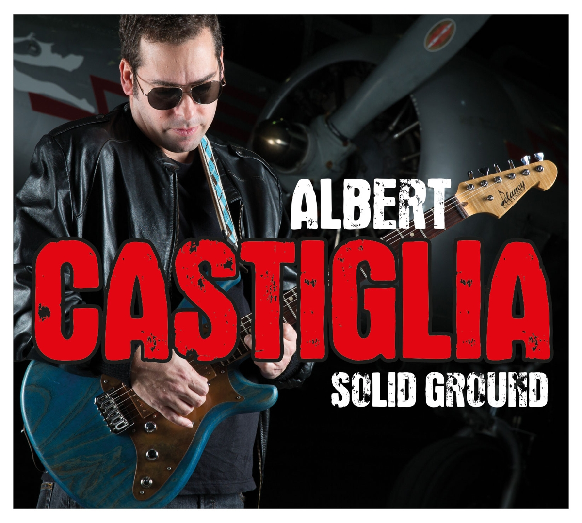 Albert-Castiglia-Solid-Ground