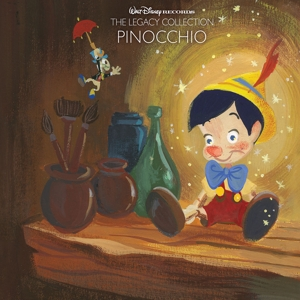 Walt Disney Records The Legacy Collection: Pinocchio | Dodax.ch