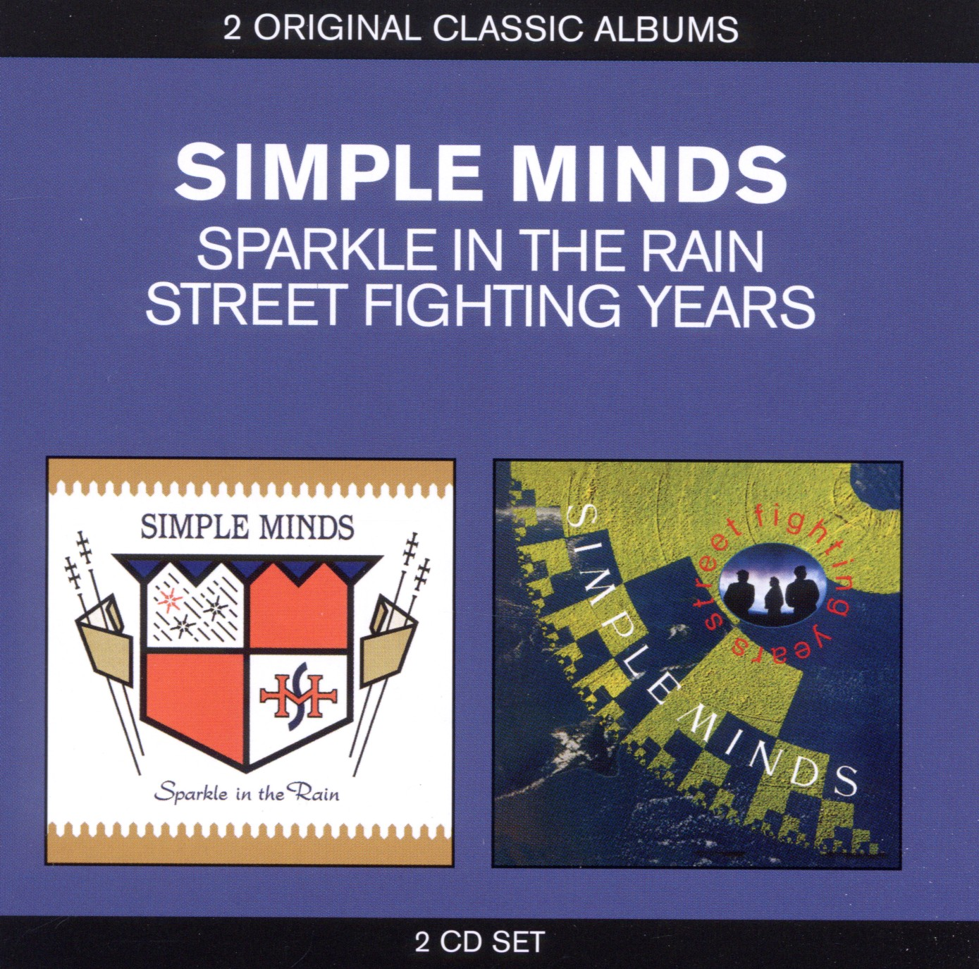 SIMPLE-MINDS-CLASSIC-ALBUMS-2IN1