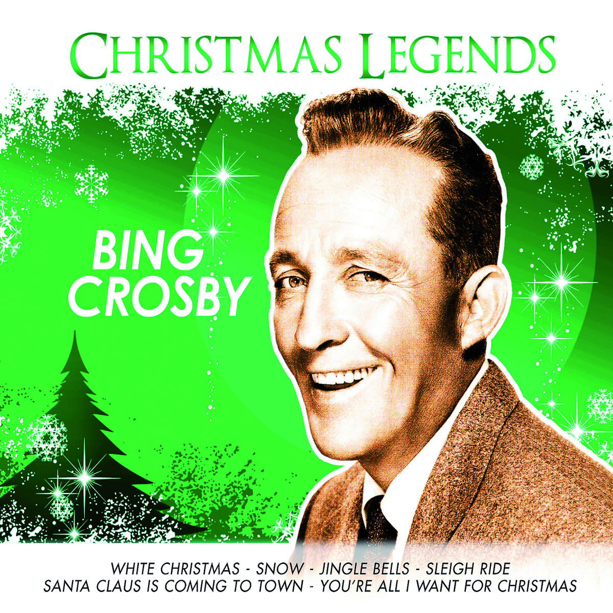 Bing Crosby Christmas.Details About Bing Crosby Christmas Legends