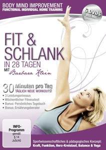 Body Mind Improvement - Fit & Schlank in 28 Tagen | Dodax.ch