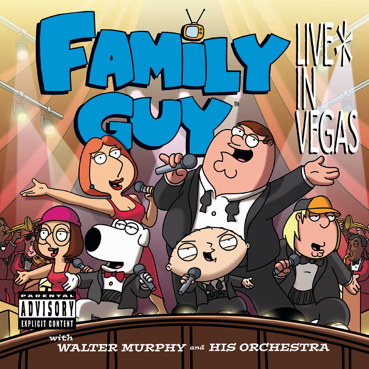 OST-Murphy-Walter-amp-His-Orchestra-Family-Guy-Live-in-Las-Vegas