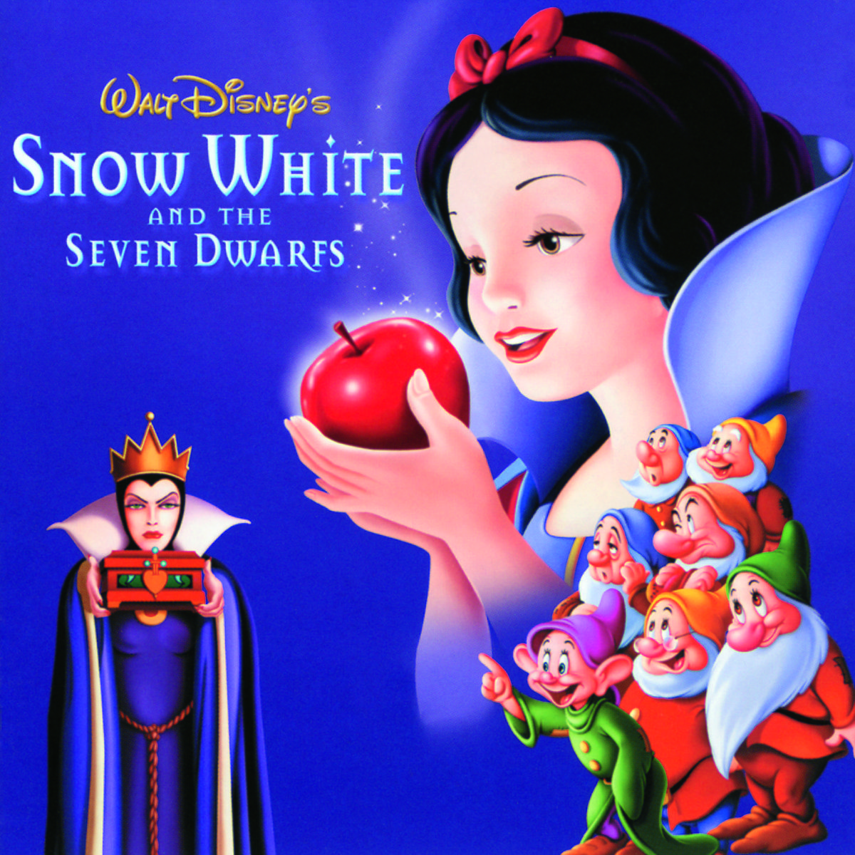 Disney - Snow White and the Seven Dwarfs [Original Motion