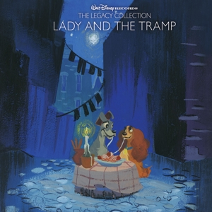 The Legacy Collection: Lady and the Tramp, 2 Audio-CD | Dodax.ch