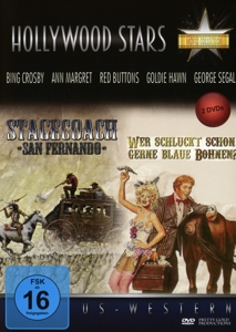 Hollywood Stars-Western Collection, 2 DVDs | Dodax.ch