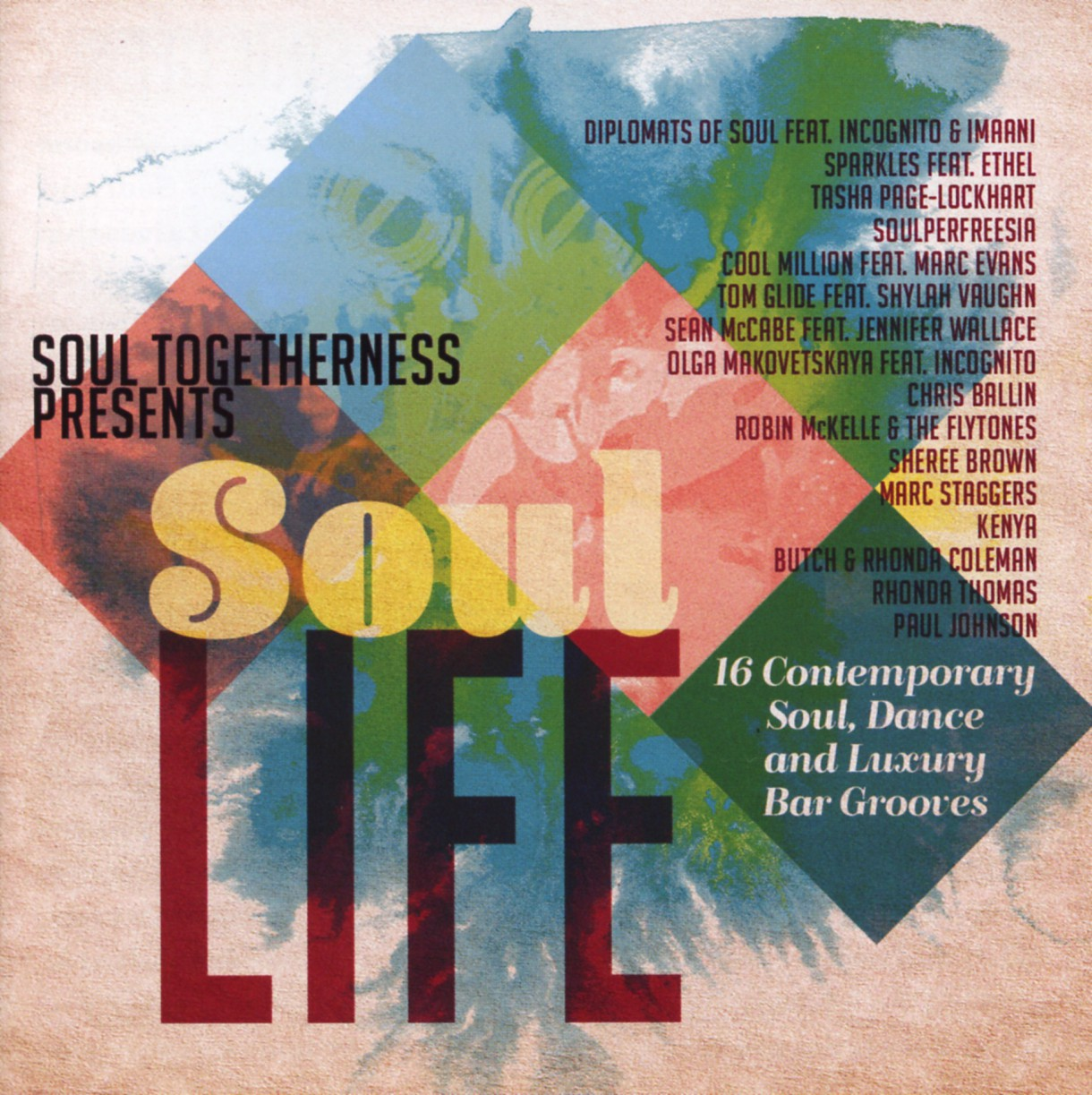 Details about Expansion Records - Soul Togetherness Presents Soul Life