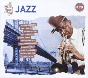 All You Need Is: Jazz | Dodax.ch