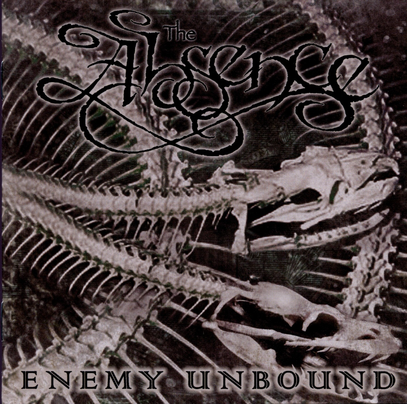 The Absence-enemy Unbound (Us Import) Cd New