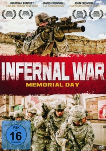 Infernal War, 1 DVD | Dodax.ch