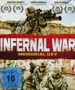 Infernal War, 1 Blu-ray | Dodax.ch