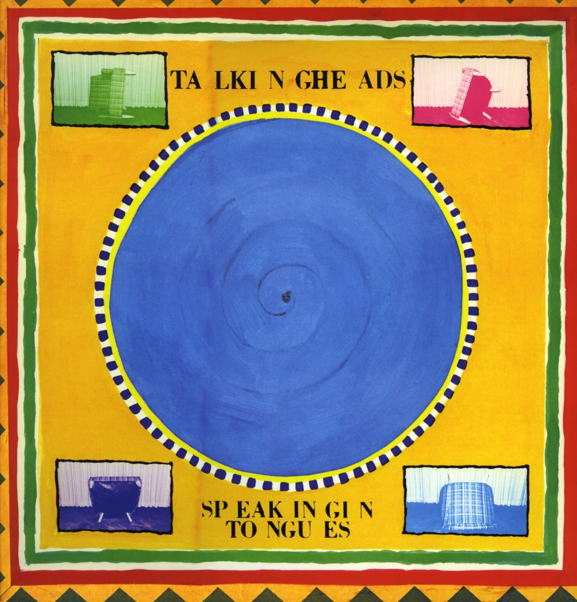 Talking Heads Speaking In Tongues Eur 20 30 Picclick It