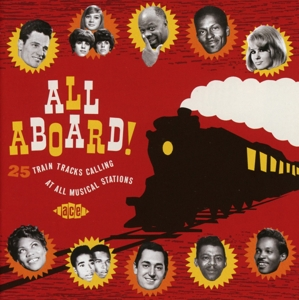 All Aboard! 25 Train Tracks Calling at All Musical | Dodax.ch