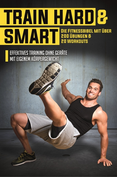 Train Hard & Smart, 4 DVDs | Dodax.ch