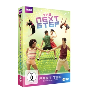 The Next Step, 2 DVDs. Part.2 | Dodax.ch