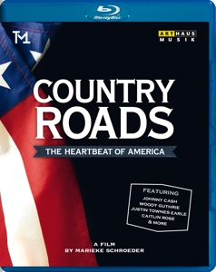COUNTRY ROADS / The Heartbeat of America | Dodax.ch