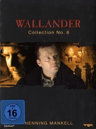 Wallander Collection, 2 DVDs. Nr.6 | Dodax.ch