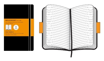 Moleskine soft, Pocket Size, Ruled Notebook | Dodax.de