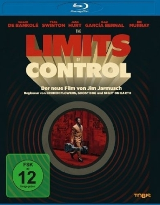 The Limits of Control, 1 Blu-ray | Dodax.com