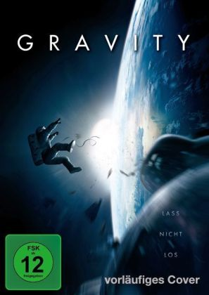 Gravity, 1 DVD + Digital UV | Dodax.de