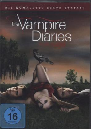The Vampire Diaries, 6 DVDs. Staffel.1 | Dodax.ch