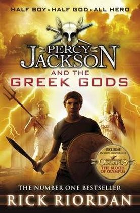 Percy Jackson and the Greek Gods | Dodax.ch
